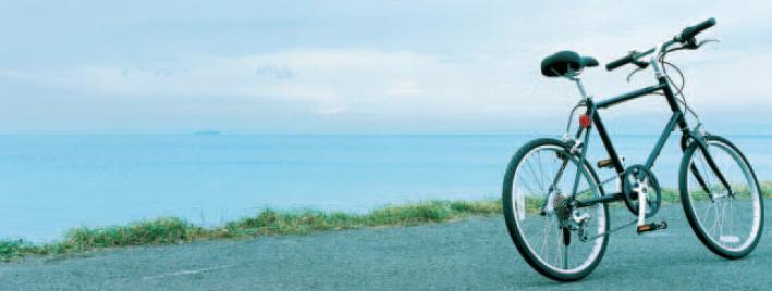 通勤・通学に風を切って快走クロモリ自転車